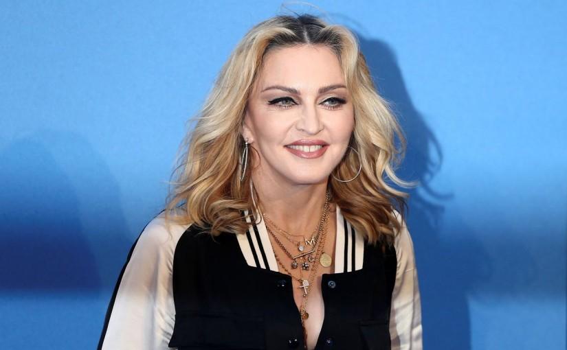 Мадонна порадовала поклонников новым видео