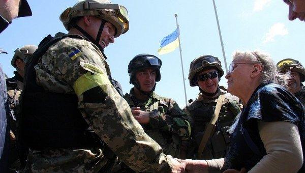 Для простых людей важно решение социальных проблем, считает Мирослав Гай. Фото: Министерство обороны Украины