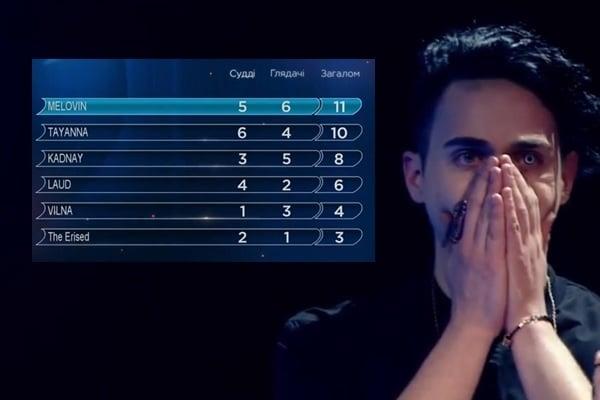 Артист победил в финале с песней