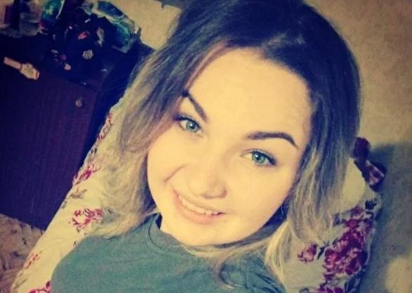 23-летняя Сабина Галицкая погибла в результате обстрела в зоне АТО Фото: Facebook/Яна Осока