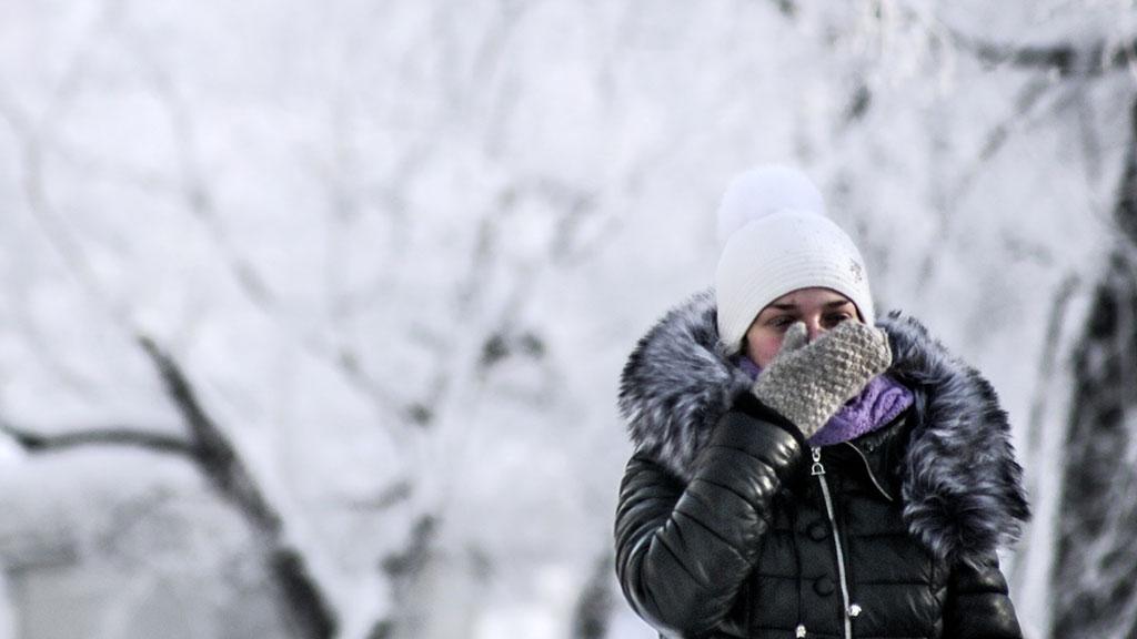 В Украине 26 и 27 февраля ожидается до 20 градусов мороза