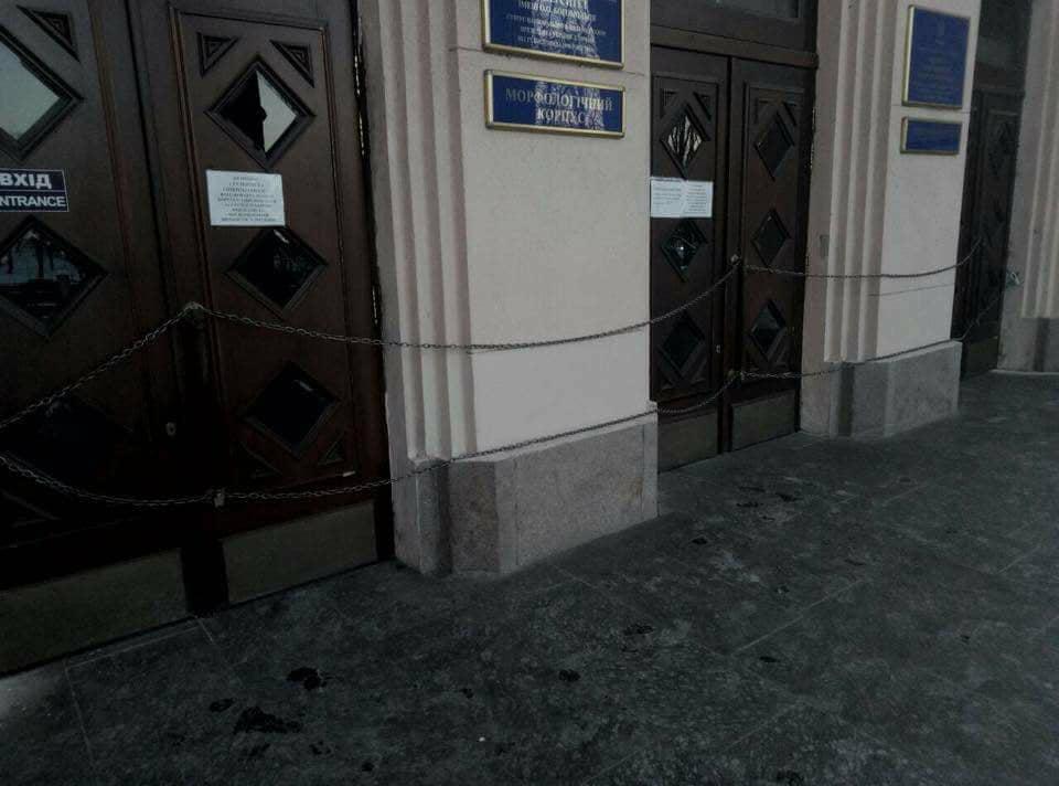 В университете Богомольца объявили бессрочную забастовку в защиту Амосовой