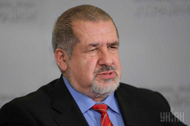 Крым можно вернуть Украине, считает Рефат Чубаров
