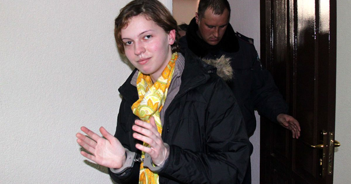 Анна Синькова