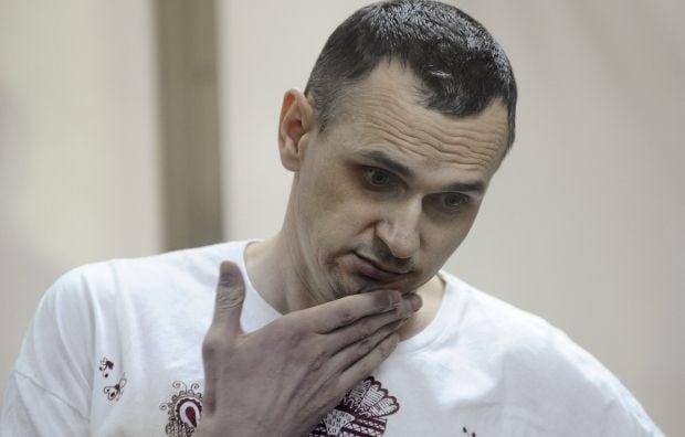 Олег Сенцов находится на пределе