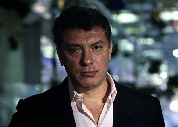 Борисм Немцов