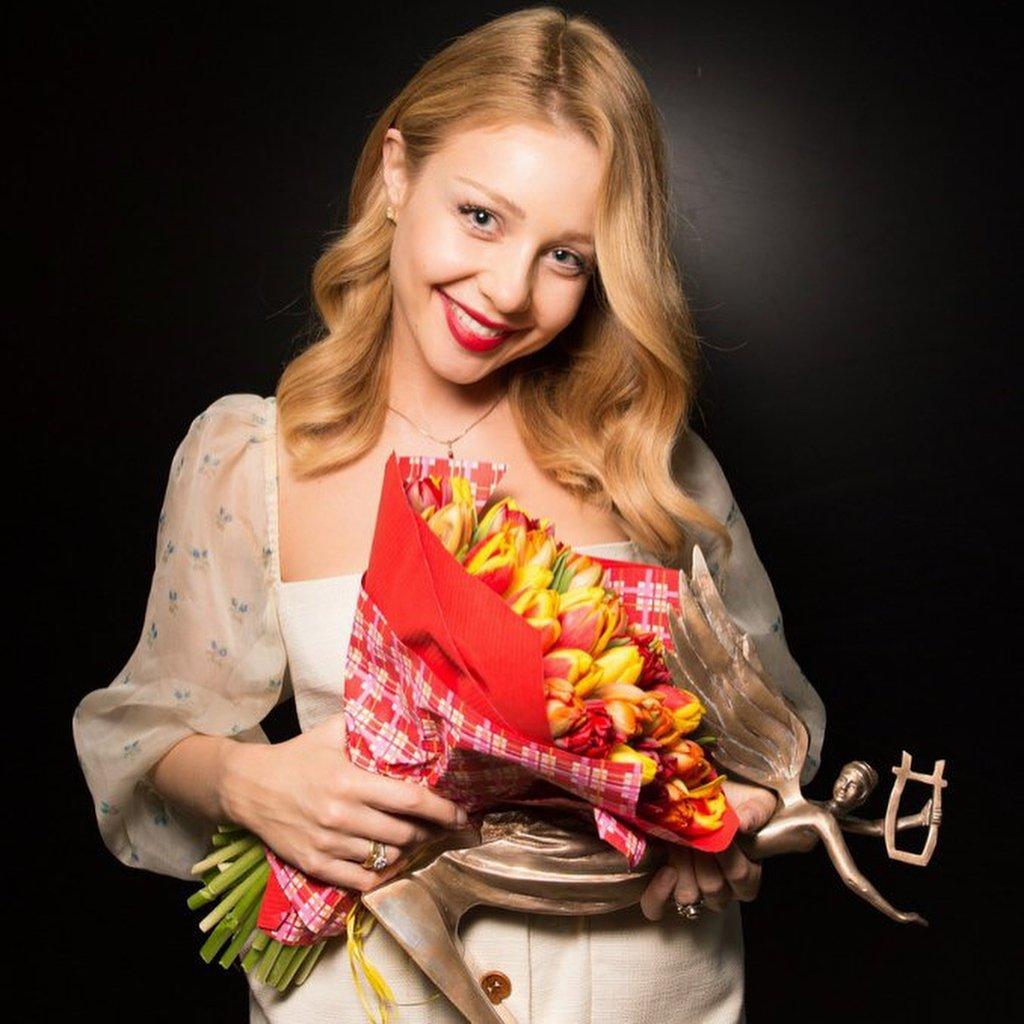 Артистка облачилась в наряд за 10 тысяч гривен