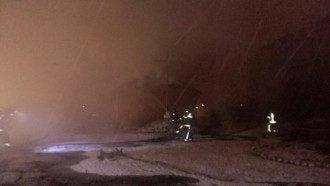 Возможно, во Львове церковь загорелась вследствие короткого замыкания, отметили в полиции