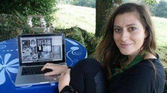 Украинка Анита Дорон написала сценарий к мультфильму, номинированному на