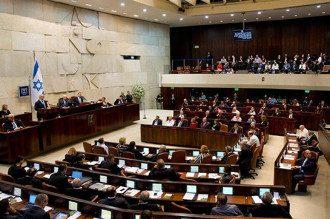 Израильский парламент (Кнессет)