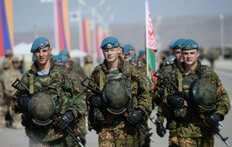 Білорусь, армія, військові