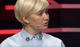 Писательница Лариса Ницой считает, что английский язык является угрозой для украинского.