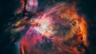 Туманность Ориона входит в перечень самых известных объектов дальнего космоса. Фото: amazonaws.com