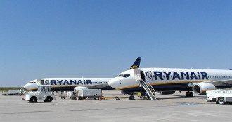 Ryanair, авиакомпания, самолет