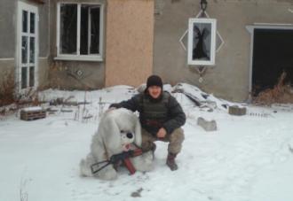 Под Мариуполем убит морпех Валерий Литвиненко