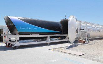 Тестовая площадка Hyperloop будет длиной в полкилометра