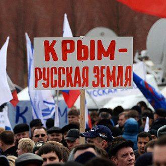 К аннексии Крыма привели три вещи