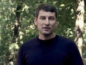 Северион Дангадзе, соратник Михеила Скашивали Фото: rns.org.ua