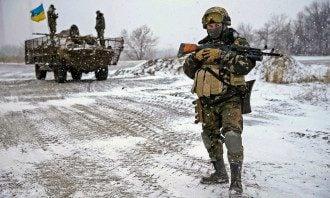 Донбасс, армия