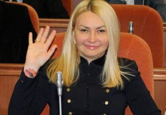 Светлана Епифанцева уволена с поста заместителя мэра Днепра