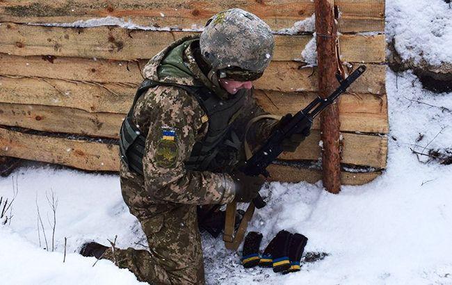 Генерал сообщил, что конечная цель ООС — прекращение агрессии России и освобождение захваченной части Донбасса