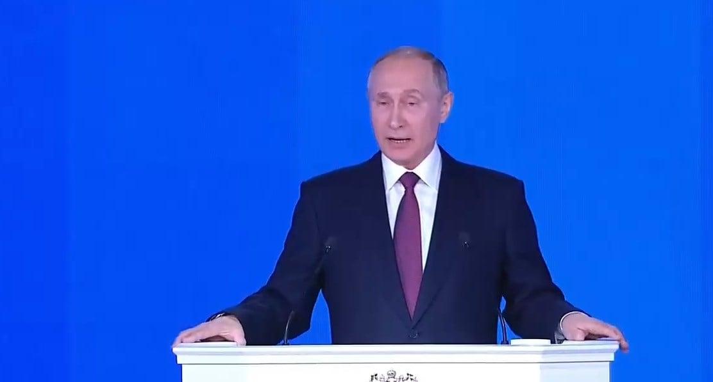 Россияне остались недовольны месседжами Путина.
