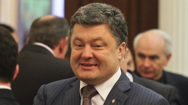 Петр Порошенко заявил о нелюбви к деньгам
