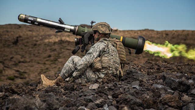 Госдеп США согласовал продажу Украине противотанковых ракет Javelin