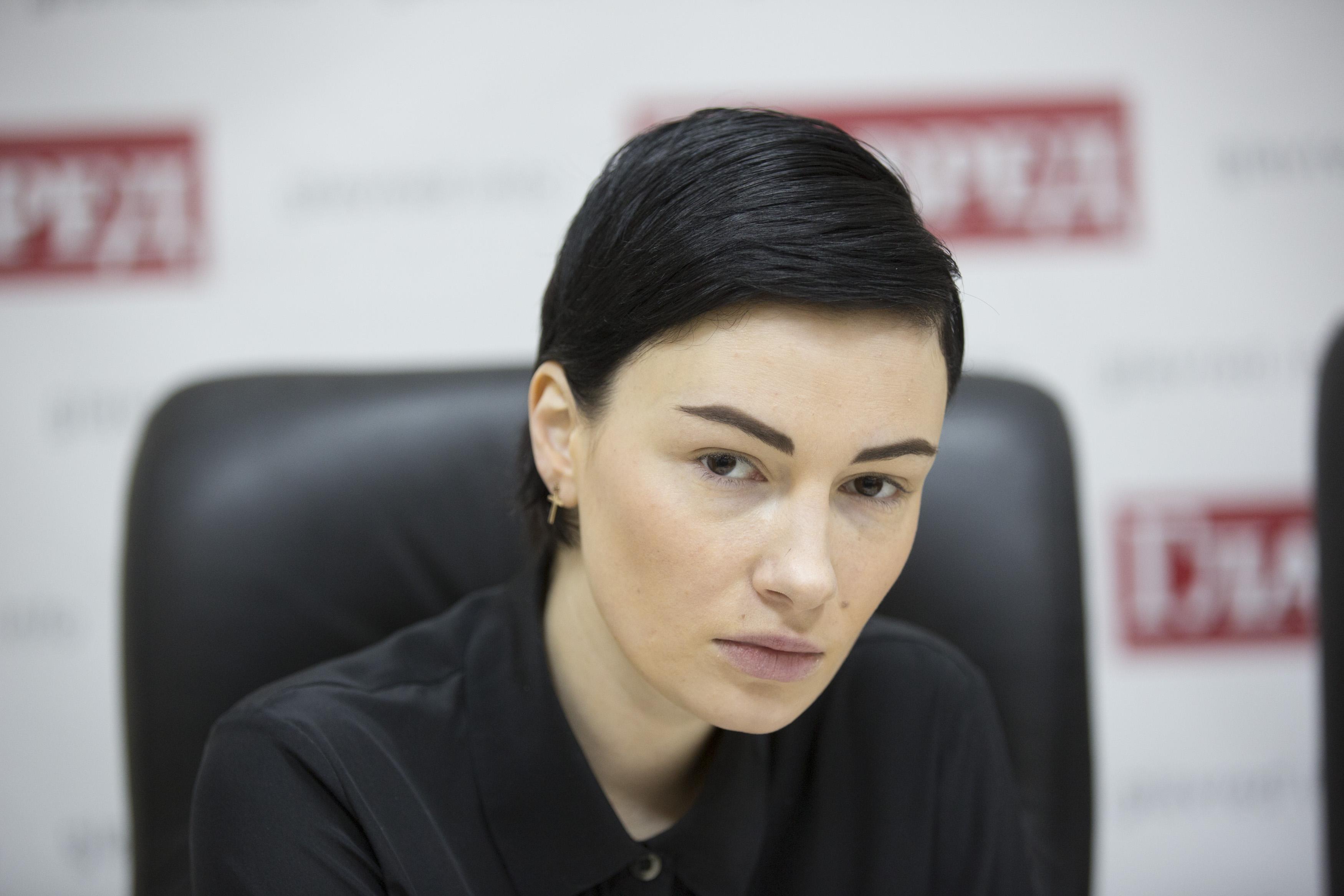 Анастасия Приходько, без лого