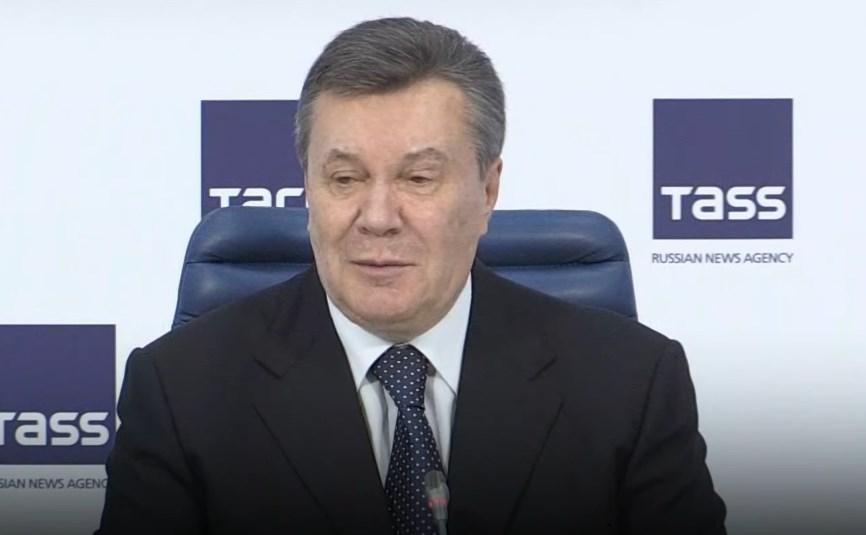 Виктор Янукович — В ЕС решили отменить санкции против Виктора Януковича