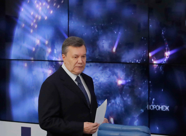 В ГПУ сообщили, что Виктор Янукович находится в международном розыске по линии Интерпола