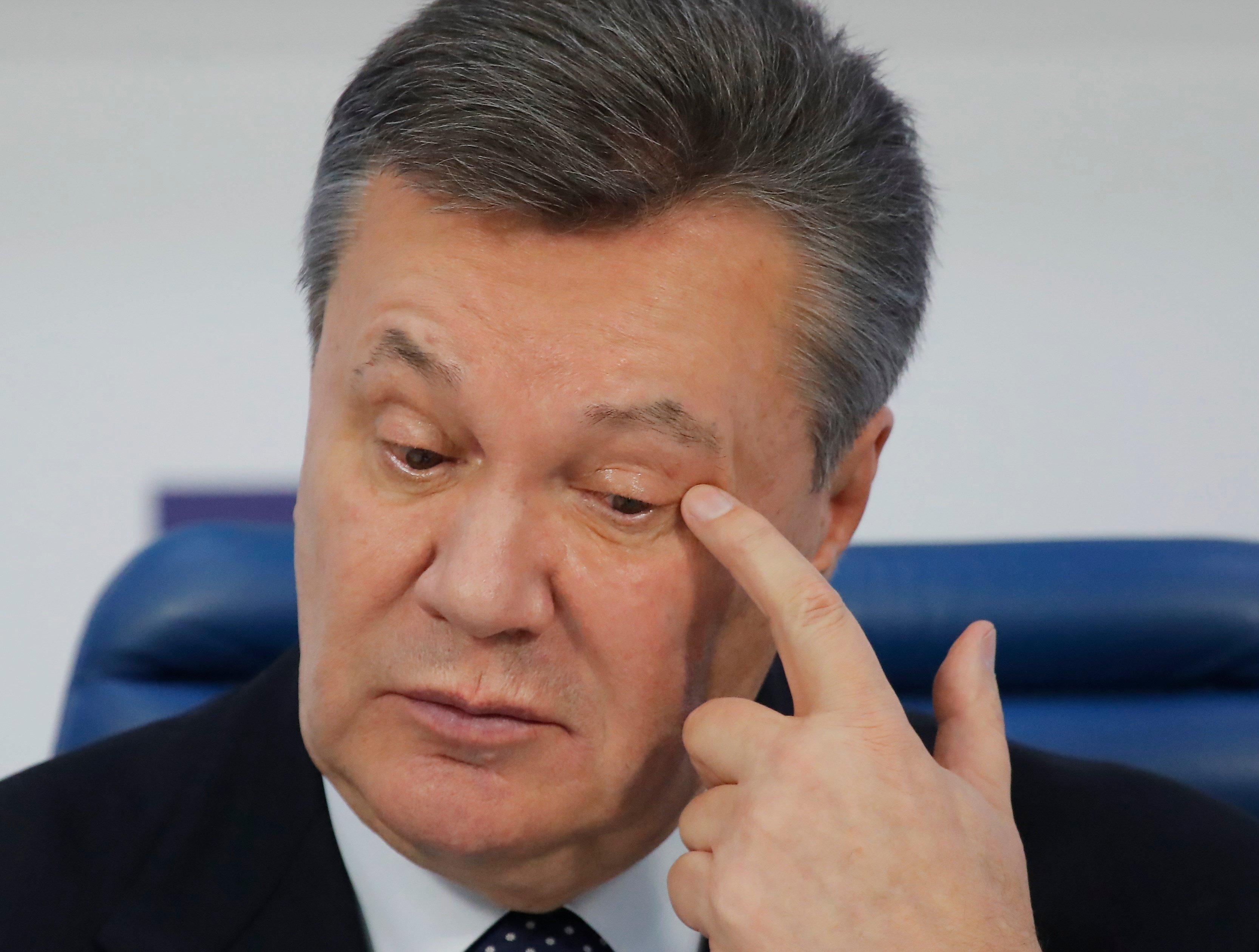 Суд над Януковичем - беглому президенту сообщили о подозрении