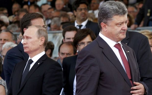 Путину и Порошенко нужна война