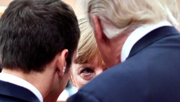 Мировые лидеры обеспокоены заявлениями российского президента