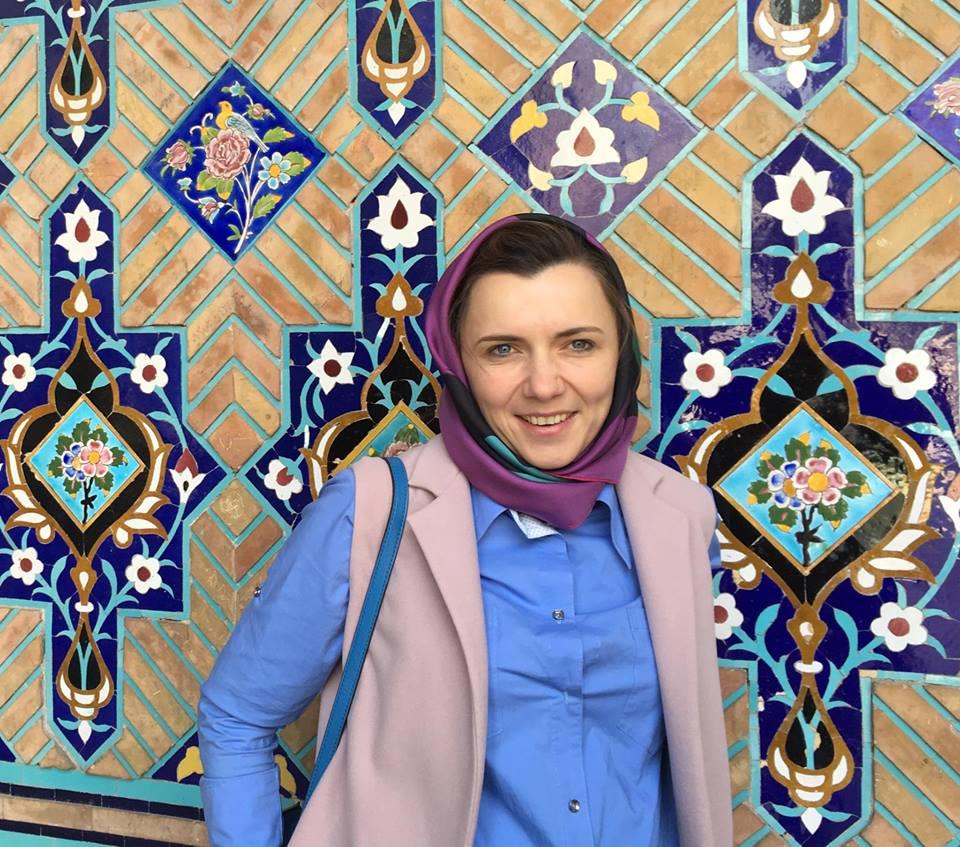 Наталья Микольская готова померзнуть несколько дней