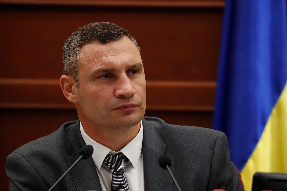 Виталий Кличко призвал автомобилистов пользоваться коммунальным транспортом