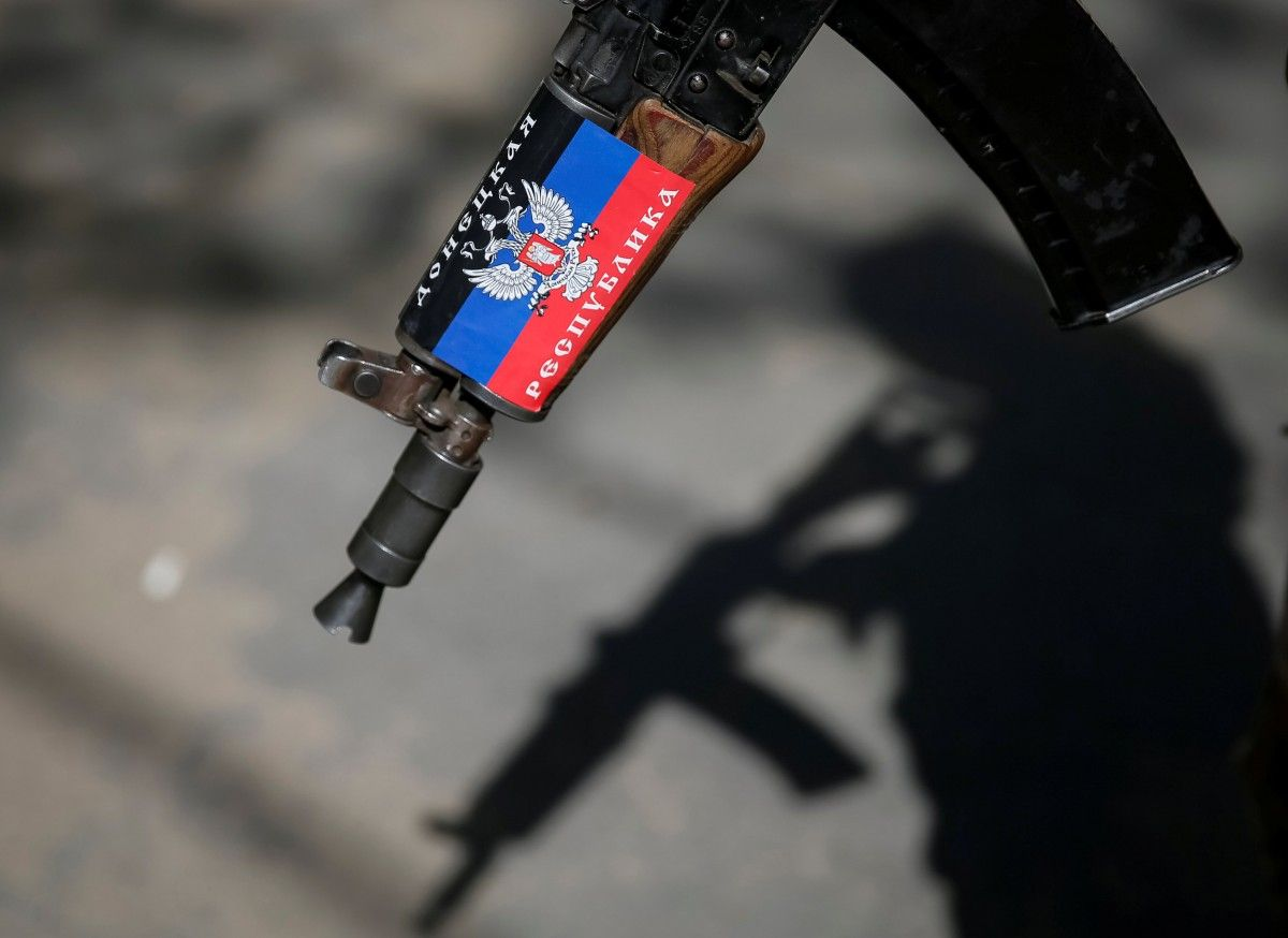 В разведке сообщили, что на Донбассе ликвидирована вражеская боевая машина пехоты