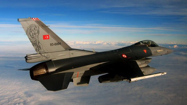 Турция самолет