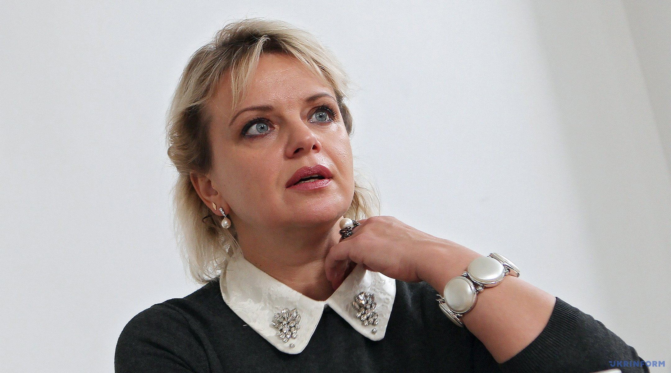 Ирма Витовская отказалась от русскоязычных проектов