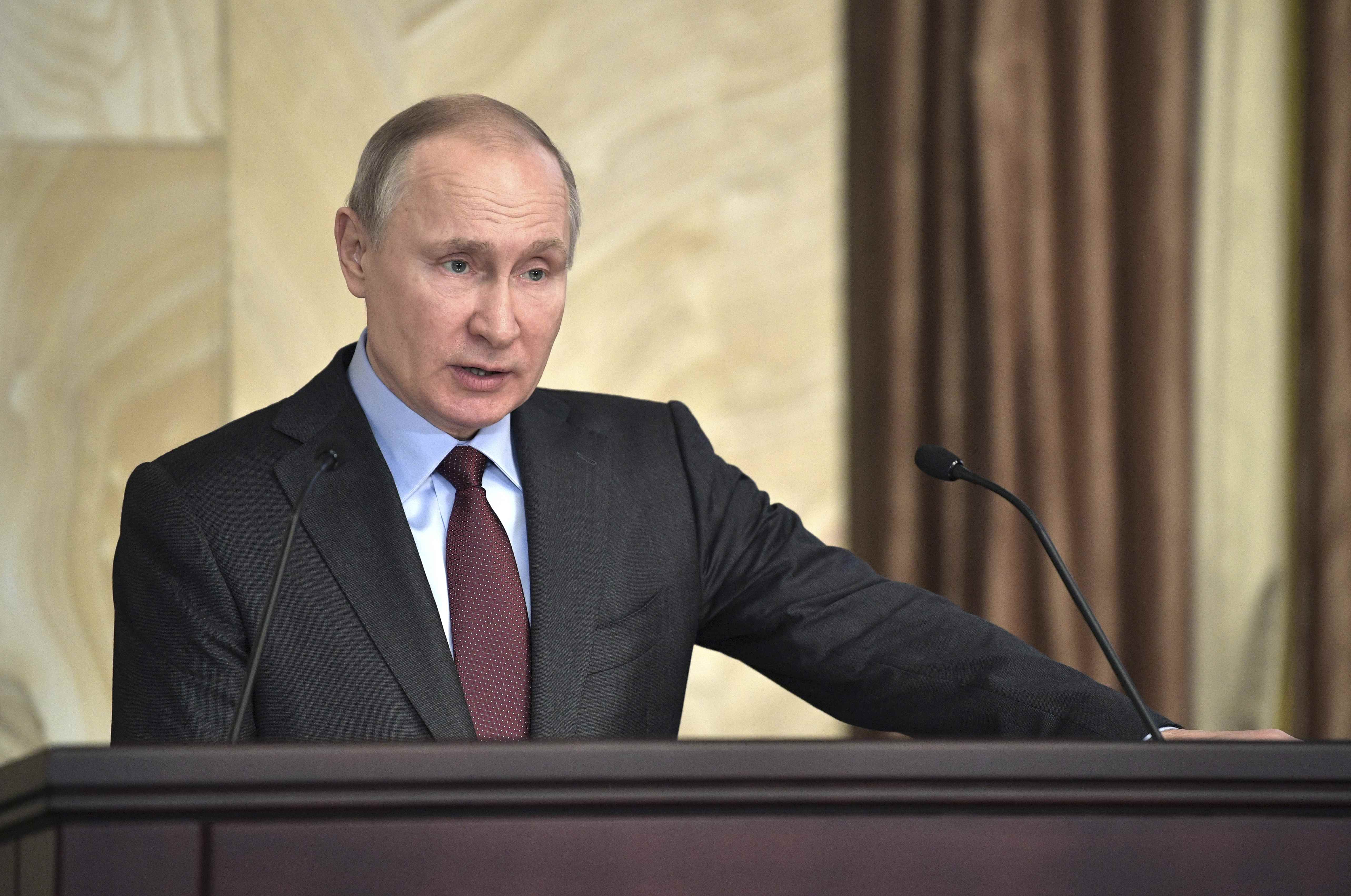 Ни один нормальный человек не хочет войны, а Владимир Путин уже развязал несколько локальных войн, отметил эксперт