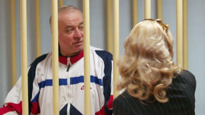 Сергей Скрипаль в московском суде