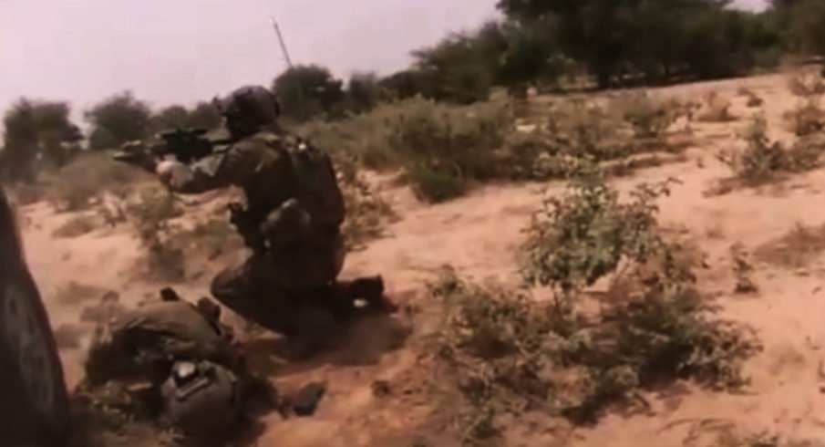 Спецназ США попал в засаду боевиков ИГИЛ