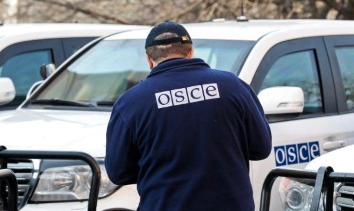 Наблюдатель ОБСЕ