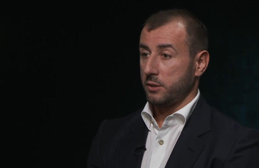 Нардеп Сергей Рыбалка. Фото: кадр из видео