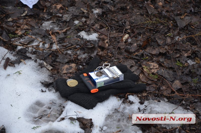 В центре Николаева нашли мертвым мужчину