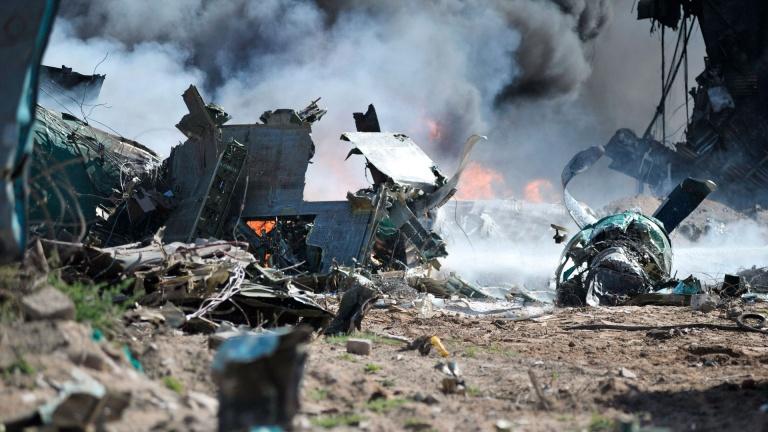Уничтожение Ан-26 – это ответ на операцию России в Восточной Гуте