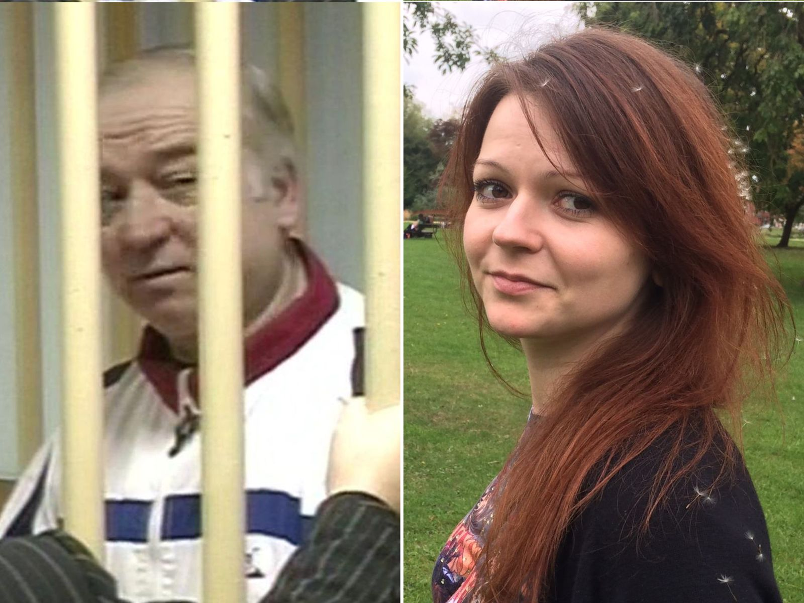 Сергей Скрипаль и его дочь Юлия находятся в коме
