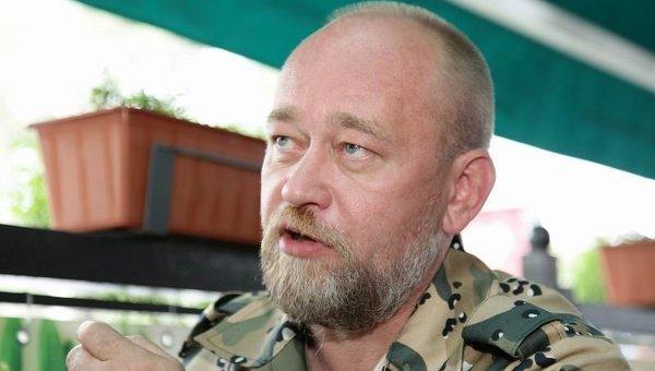 Владмира Рубана обивняют в подготовке терактов.