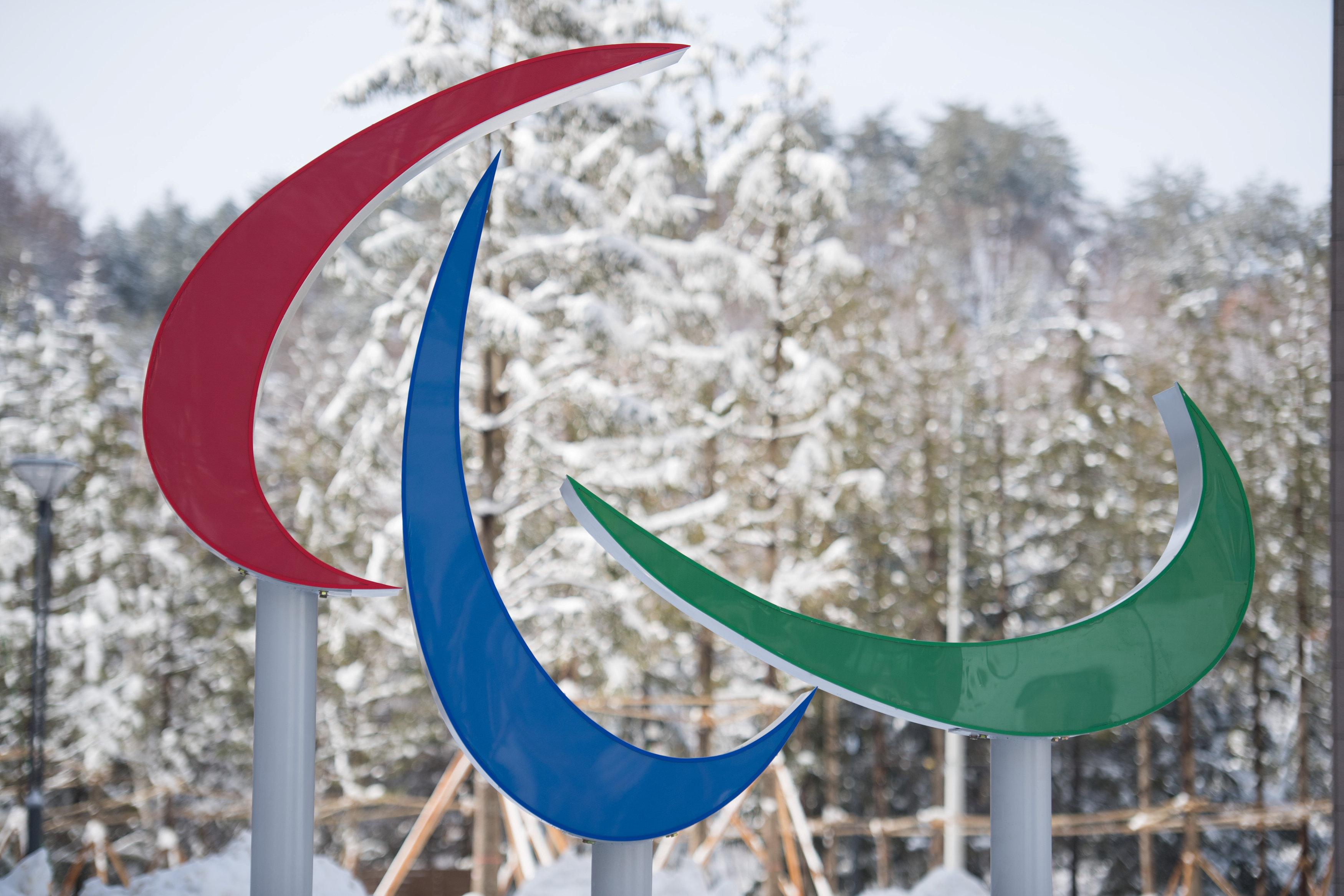 На Паралимпиаде украинские спортсмены завоевали