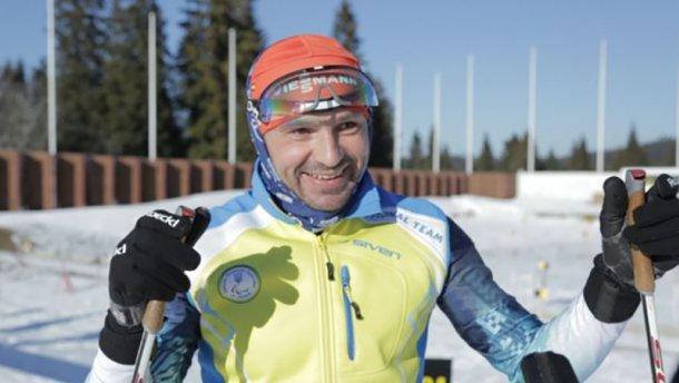 Виталий Лукьяненко завоевал золото Паралимпиады